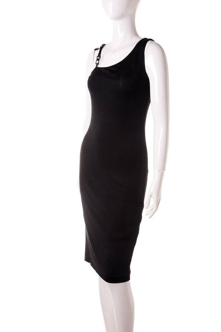 Gucci Minimal One Shoulder Dress 2