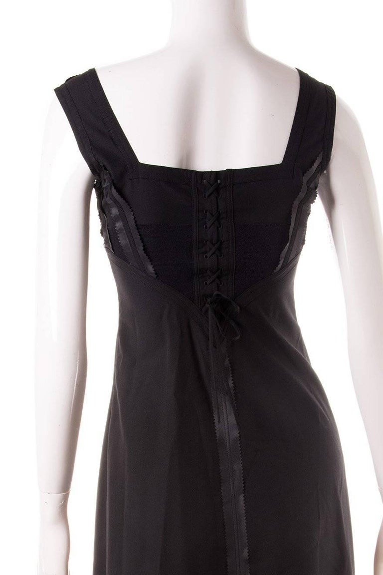 Jean Paul Gaultier Corset Dress For Sale At 1stdibs