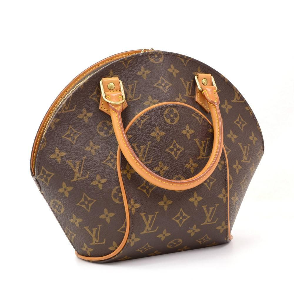louis vuitton ellipse pm monogram canvas hand bag at 1stdibs