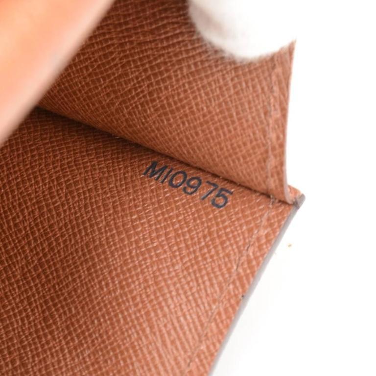 Louis Vuitton Pochette Arche Monogram Canvas Clutch Bag For Sale 4