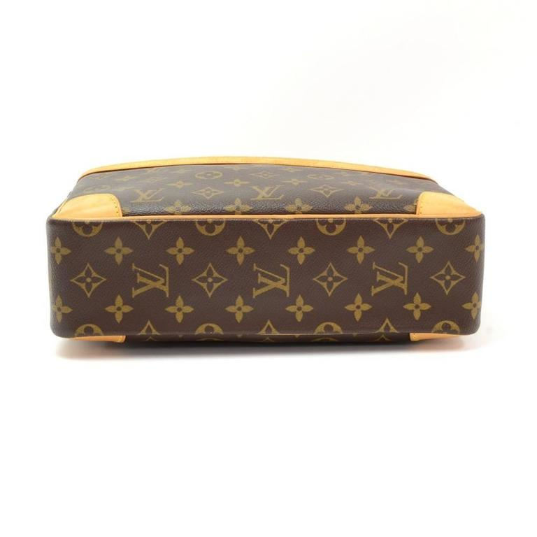 Louis Vuitton Trocadero 27 Monogram Canvas Shoulder Bag 6