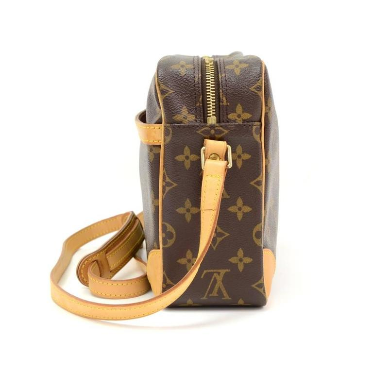 Louis Vuitton Trocadero 27 Monogram Canvas Shoulder Bag 4