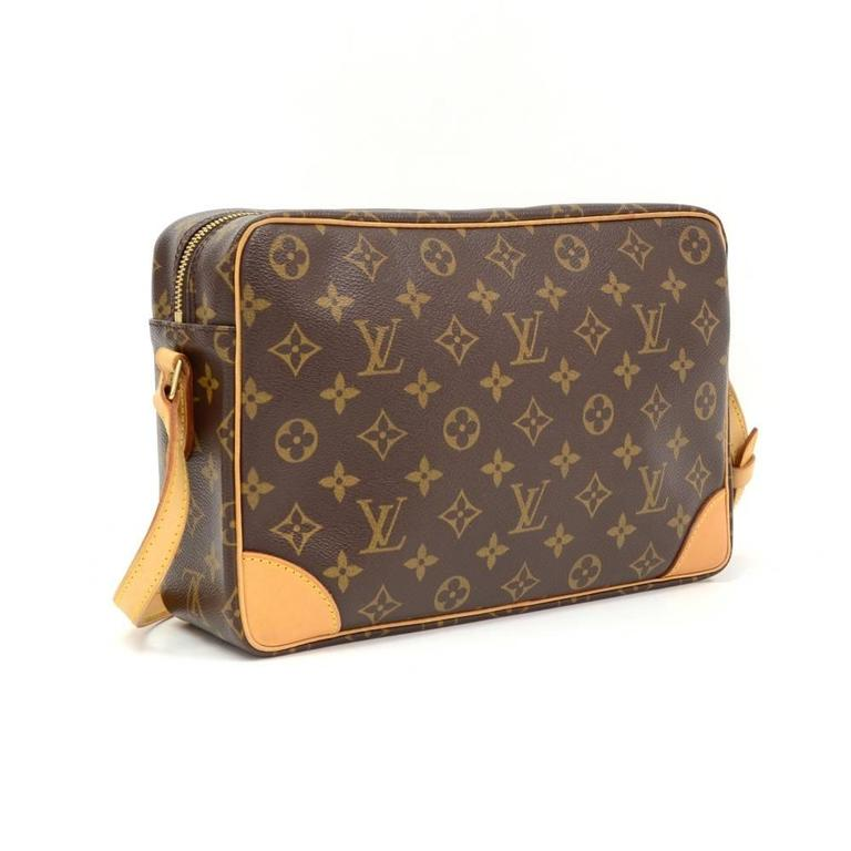 Louis Vuitton Trocadero 27 Monogram Canvas Shoulder Bag 3