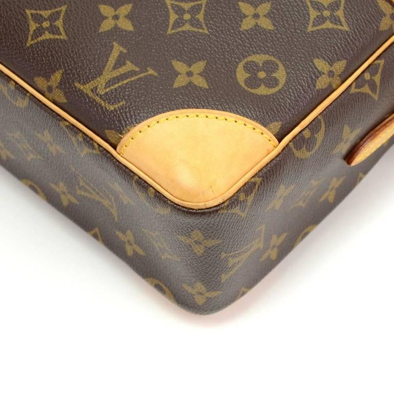 Louis Vuitton Trocadero 27 Monogram Canvas Shoulder Bag 7