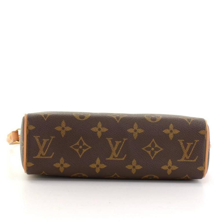 Louis Vuitton Recital Monogram Canvas Shoulder Hand Bag 6