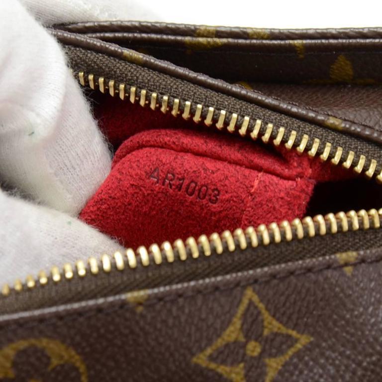 Louis Vuitton Viva Cite MM Monogram Canvas Shoulder Hand Bag 9