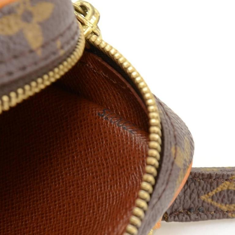 Louis Vuitton Pochette Marly Bandouliere Monogram Canvas Shoulder Bag 9