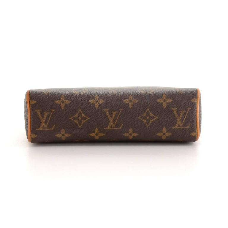 Louis Vuitton Recital Monogram Canvas Shoulder Hand Bag 6