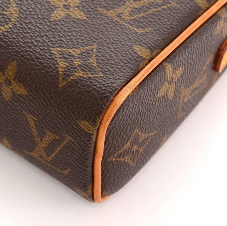 Louis Vuitton Recital Monogram Canvas Shoulder Hand Bag 7