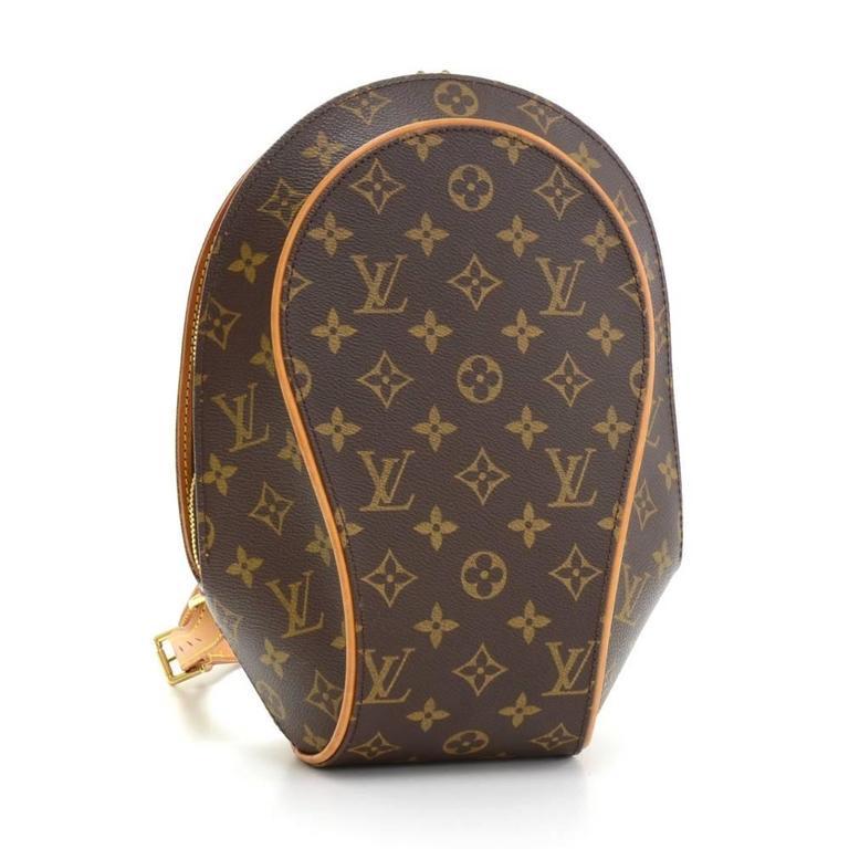 Sac A Dos Louis Vuitton Michael : Louis vuitton ellipse sac a dos monogram canvas backpack