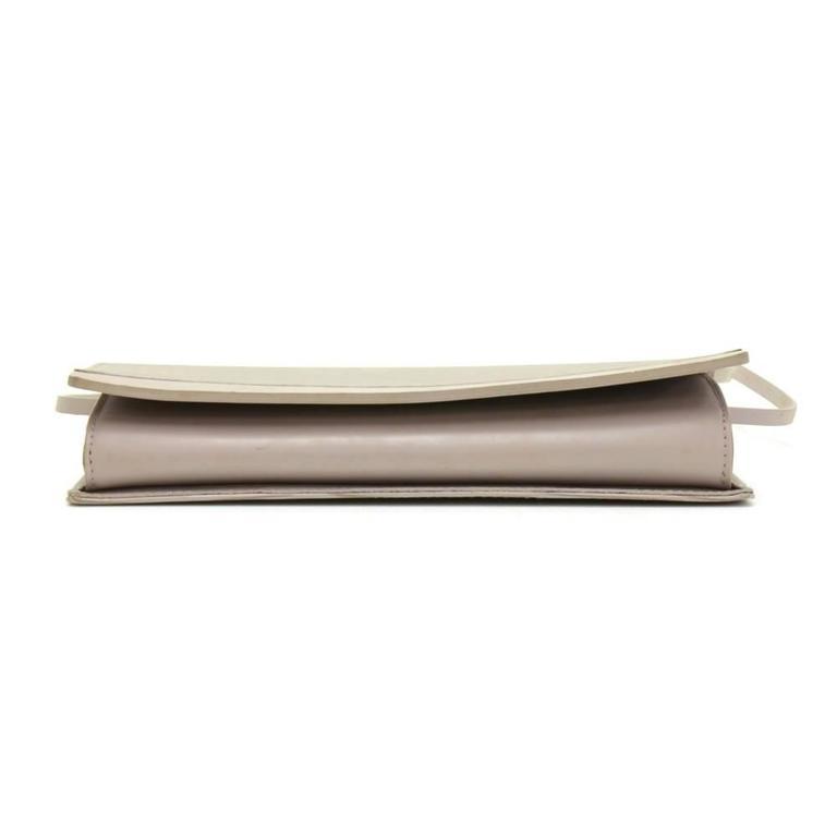 Louis Vuitton Honfleur Lilac Epi Leather Shoulder Clutch Wallet For Sale 1