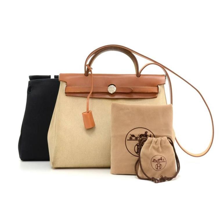 Brown Hermes Bag
