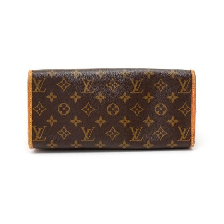 Women's Louis Vuitton Popincourt Haut Monogram Canvas Shoulder Hand Bag  For Sale