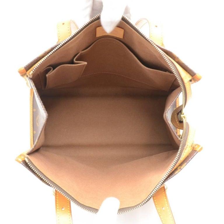 Louis Vuitton Popincourt Haut Monogram Canvas Shoulder Hand Bag  For Sale 4