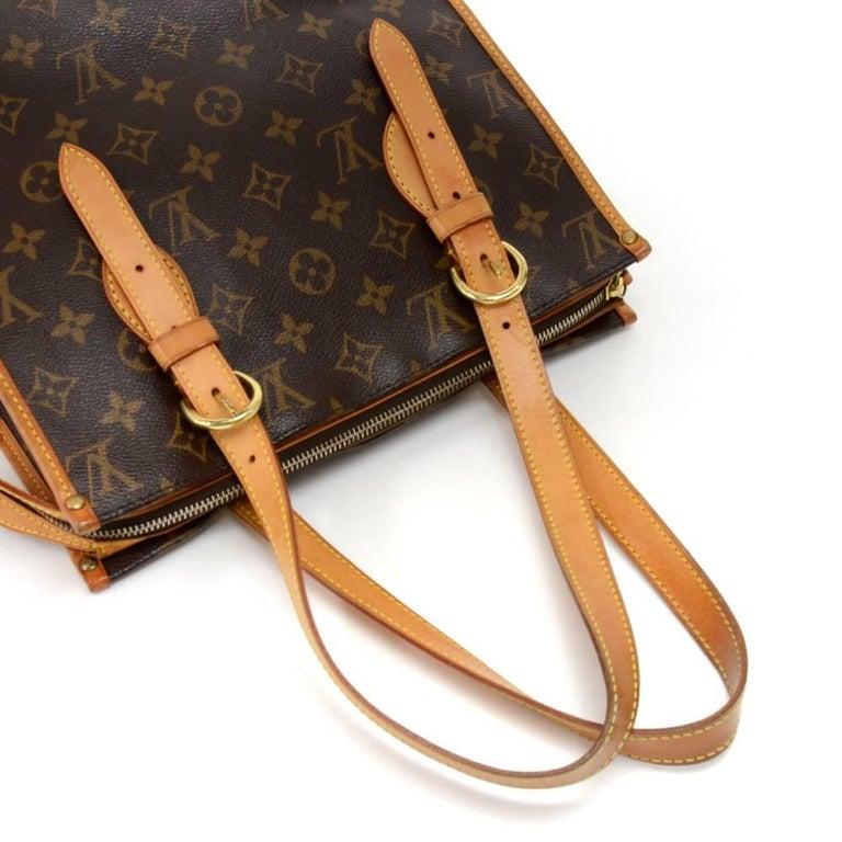 Louis Vuitton Popincourt Haut Monogram Canvas Shoulder Hand Bag  For Sale 1