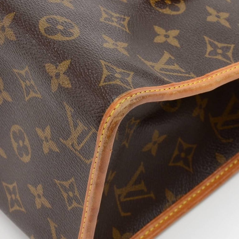 Louis Vuitton Popincourt Haut Monogram Canvas Shoulder Hand Bag  For Sale 2