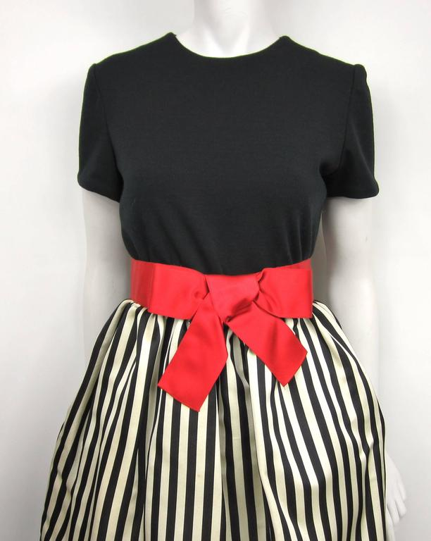 Fantastic Bill Blass dress.