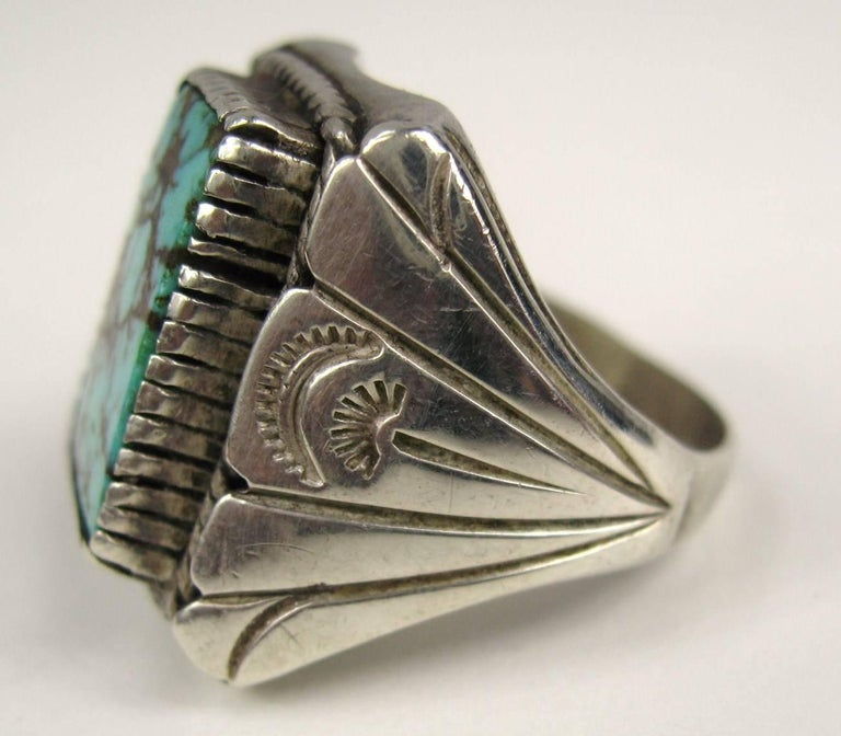 Contemporary Hand Crafted Silver Men S Rings