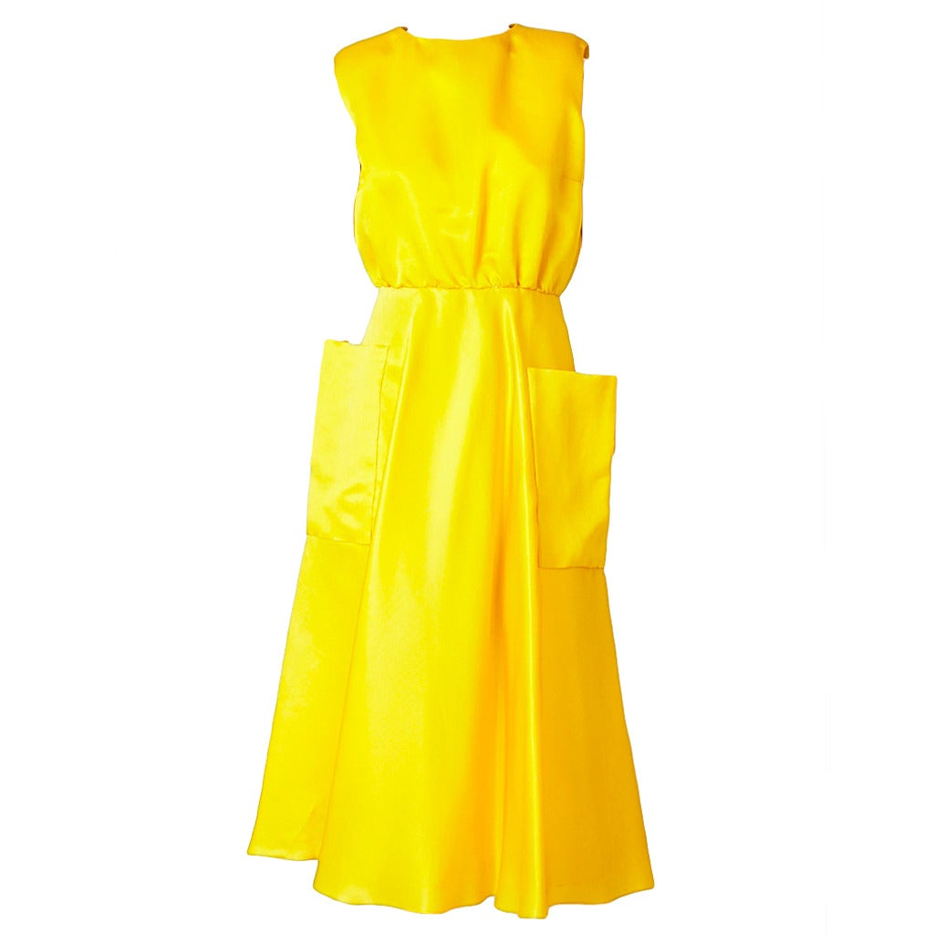 Cocktail Dresses Yellow 59