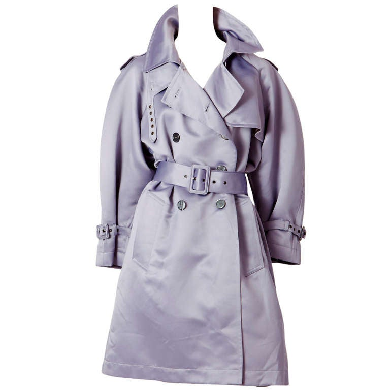 YSL Classic Trench 1