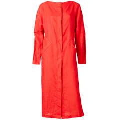 Shamask Linen Day Dress