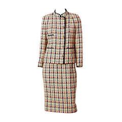 Vintage Chanel Tweed  Suit