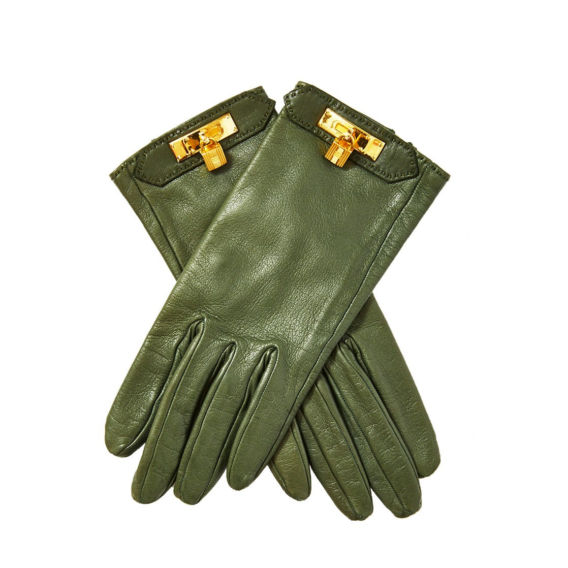 Hermes leather Gloves For Sale