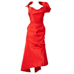 Charles James Spiral Dress