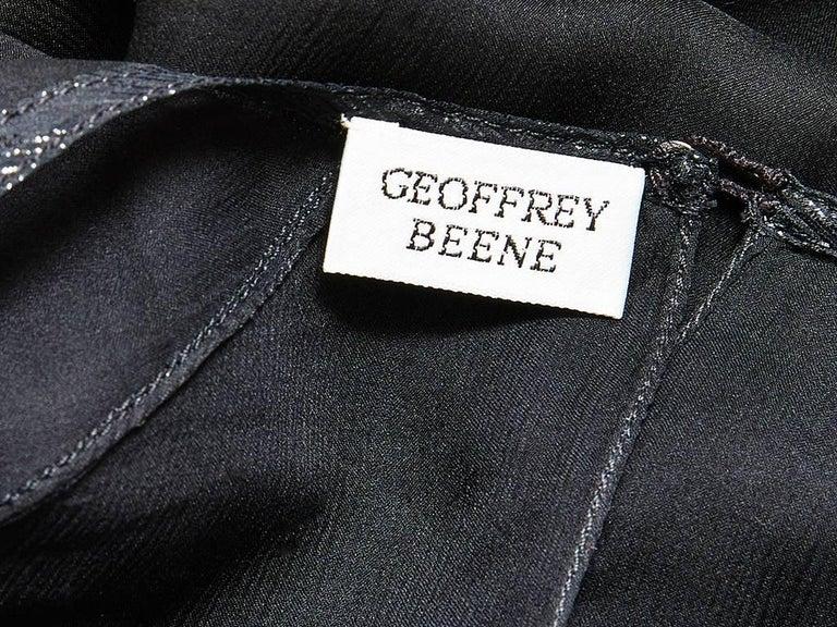Geoffrey Beene Three Piece Evening  Ensemble 8