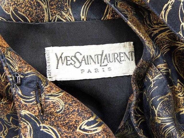 Women's Yves Saint Laurent Couture Evening Jacket For Sale