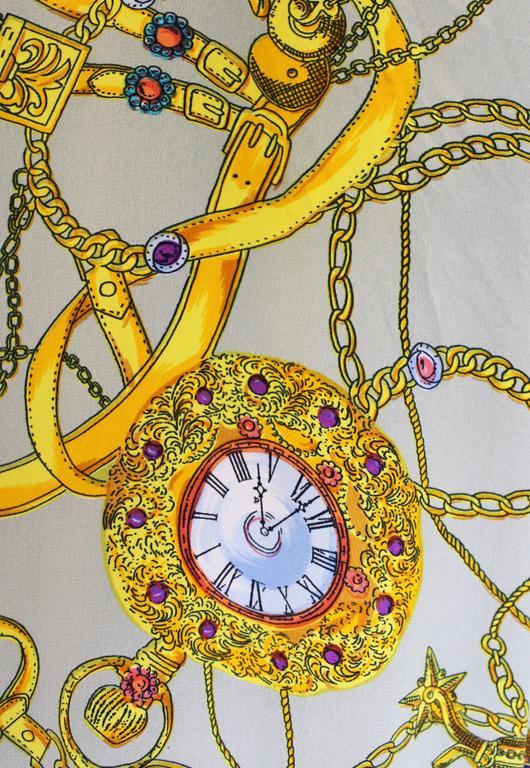 Pierre Cardin Silk Blouson  For Sale 4