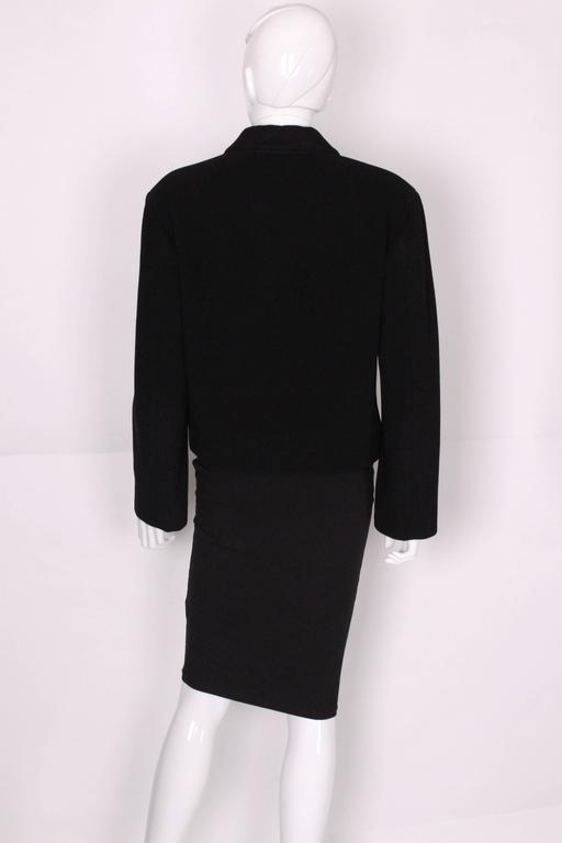 Wool and Mohair Jacket by Moschino Cheap and Chic. 4