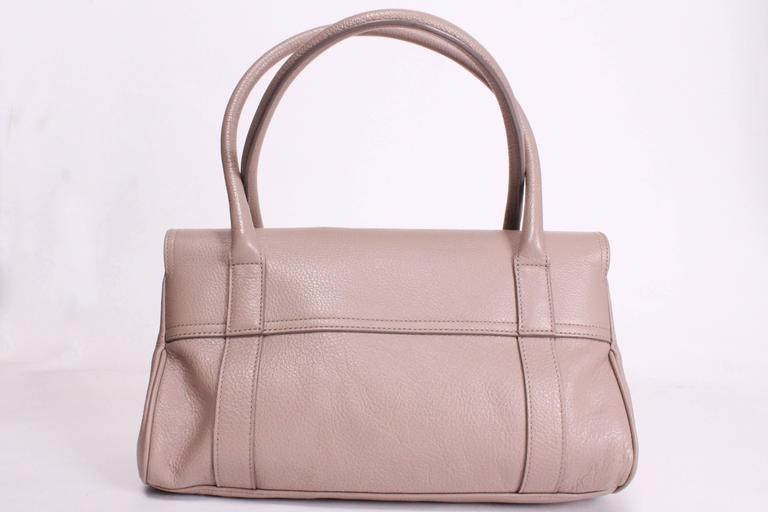 b49adc2d9b ... store womens a putty colour leather mulberry bag unworn for sale b9540  b1fc6