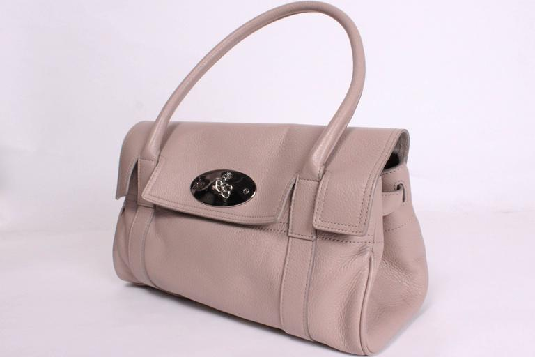 09afc3d99e ... new zealand brown a putty colour leather mulberry bag unworn for sale  eeaf3 ba3b8