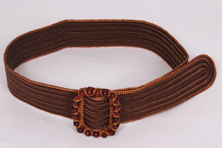 Yves Saint Laurent Belt In Excellent Condition For Sale In London, GB
