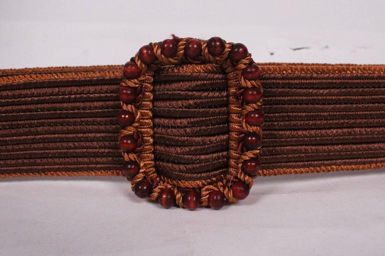 Yves Saint Laurent Belt For Sale 1