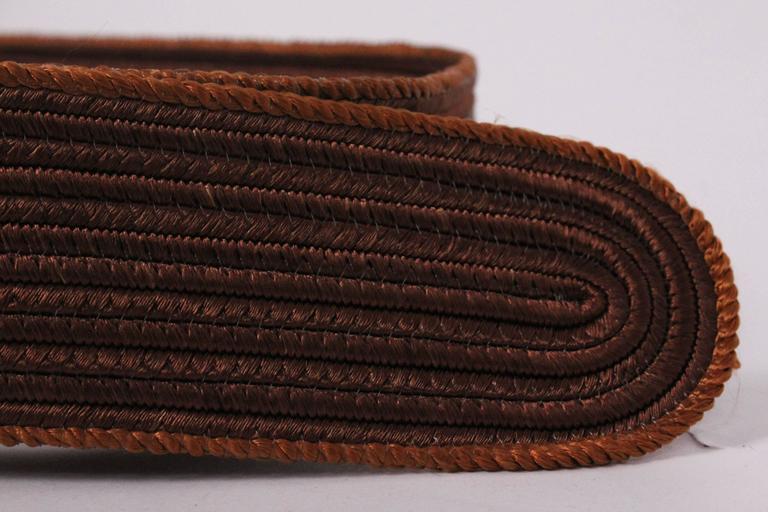 Yves Saint Laurent Belt For Sale 3