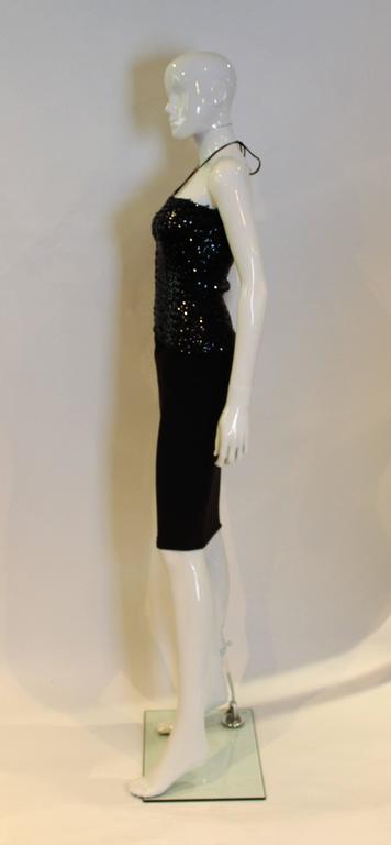 Vintage Biba Sequin Top 4