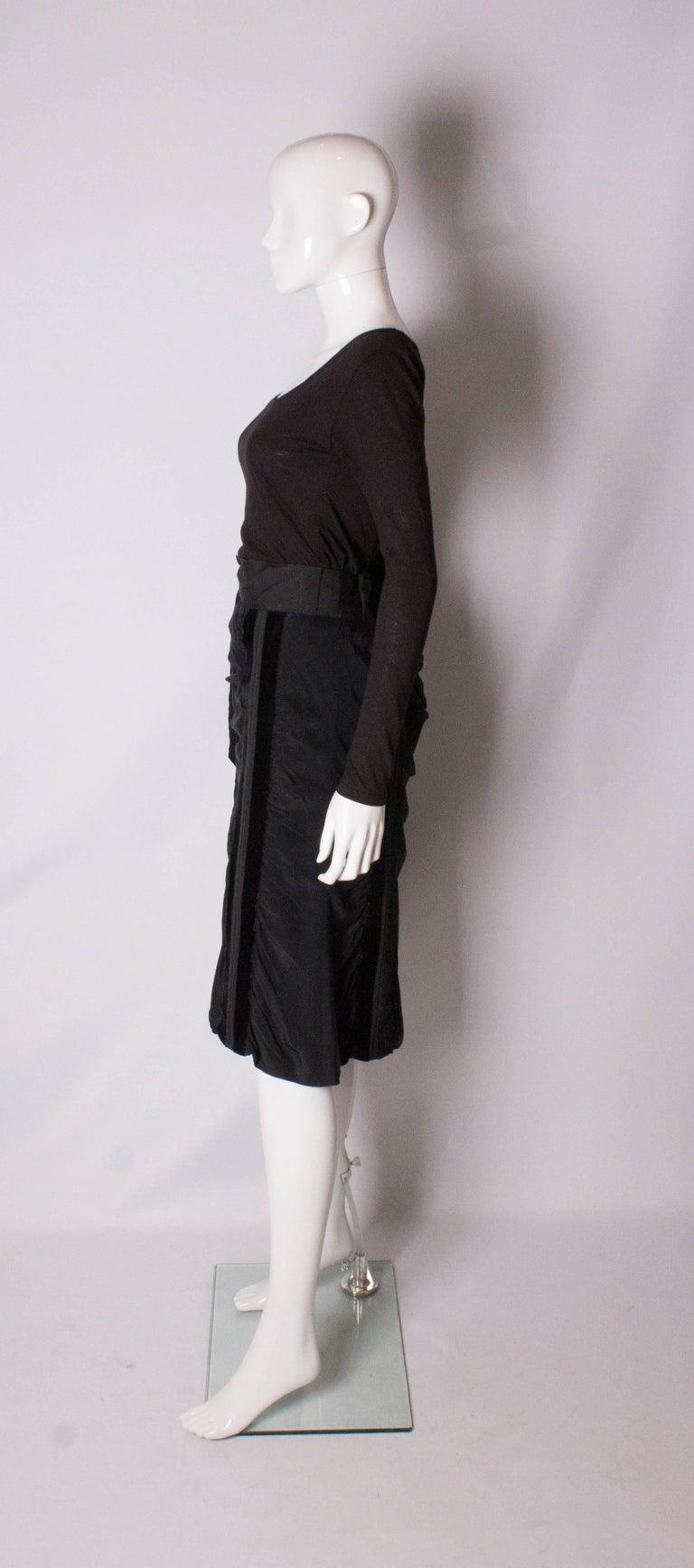 Women's Yves Saint Laurent Rive Gauche Vintage Skirt For Sale