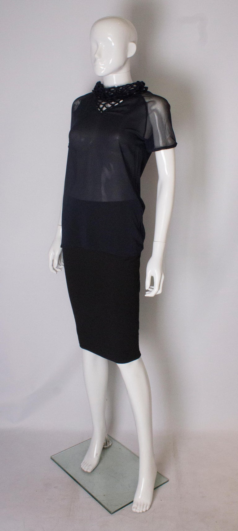 Vintage Obzek Top In Excellent Condition For Sale In London, GB