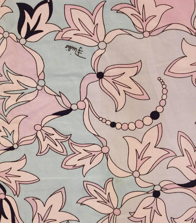 Pucci Cotton Skirt 8