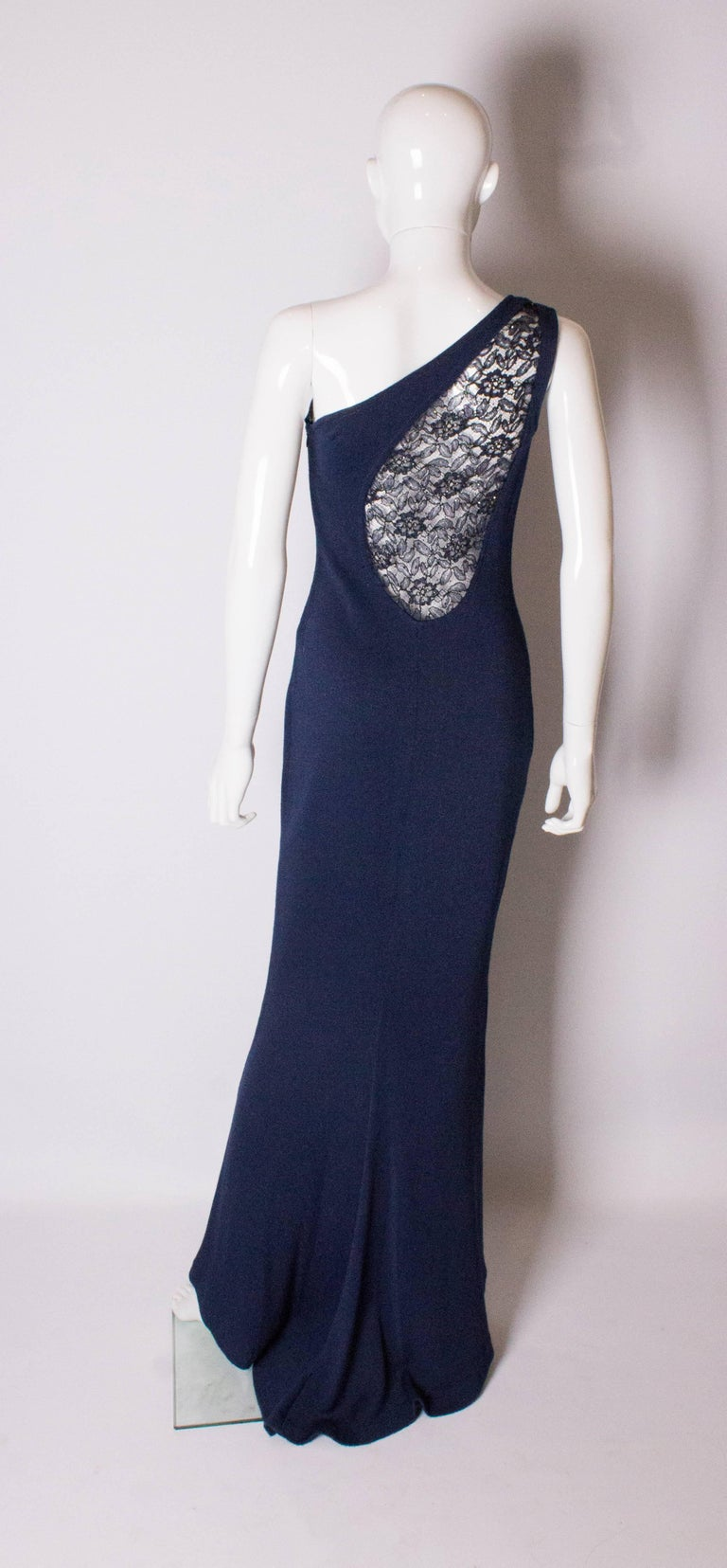 St John Couture Evening Gown For Sale at 1stdibs