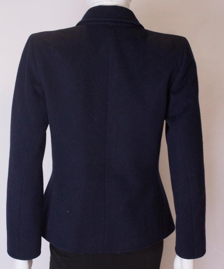 1ec2e658f Vintage Numbered YSL Jacket