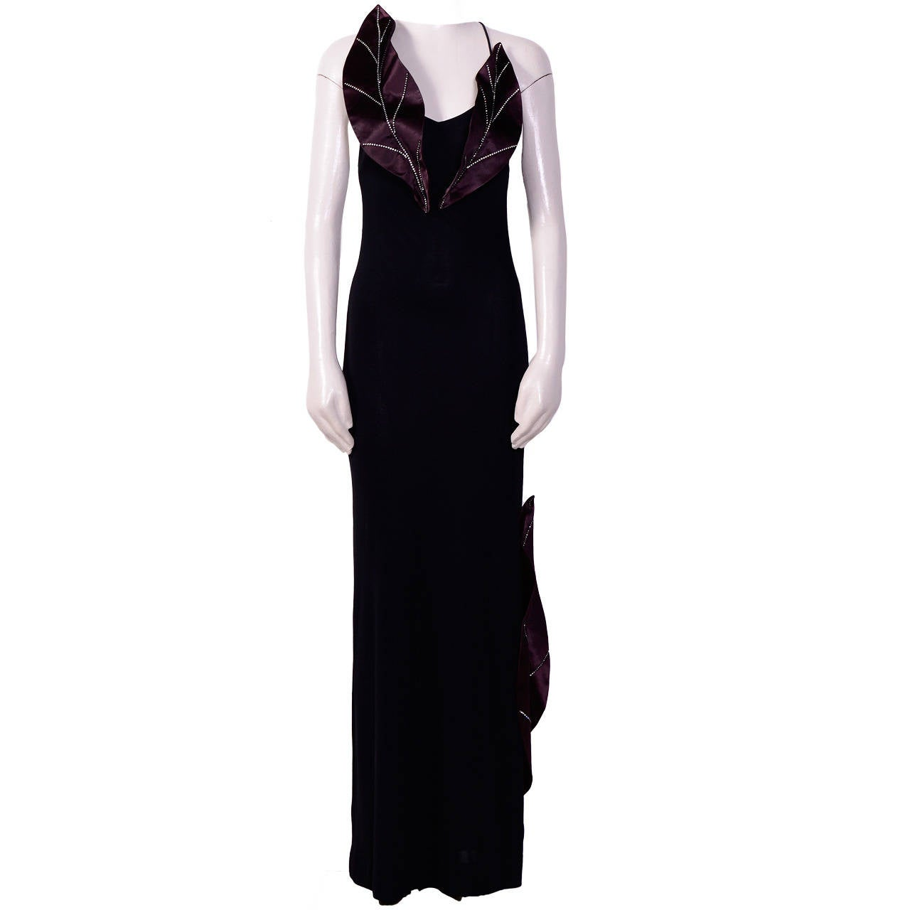 a58b3e5ebab3 Vintage Loris Azzaro Evening Dresses and Gowns - 49 For Sale at 1stdibs