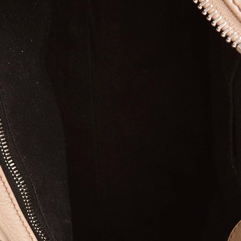 Chloe Beige Leather Paddington Shoulder Bag  2