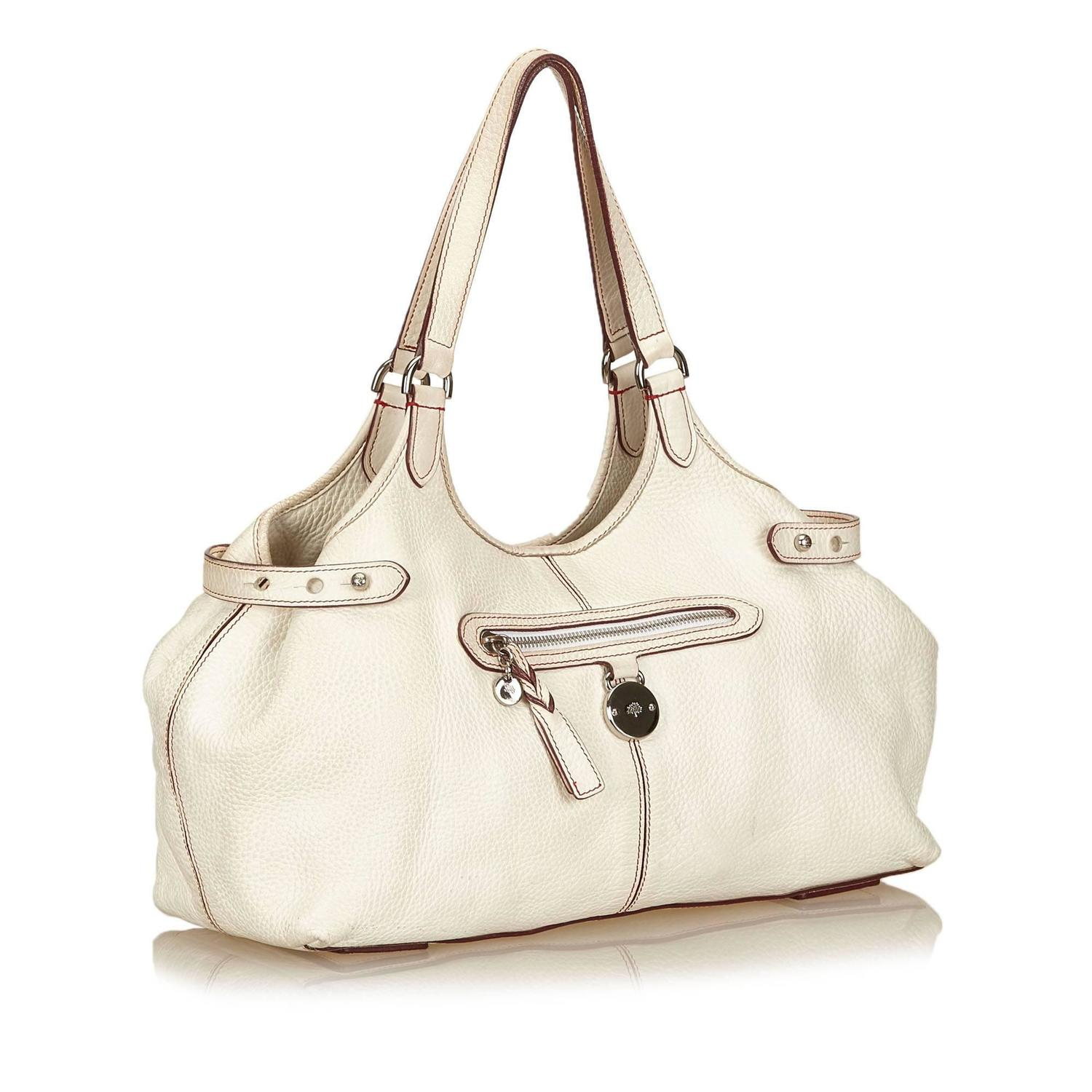 5ab7f80310814d White Leather Tote On Sale | Stanford Center for Opportunity Policy ...