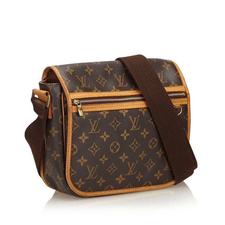 d27c71bbbbe5 Louis Vuitton Brown Monogram Bosphore PM For Sale at 1stdibs
