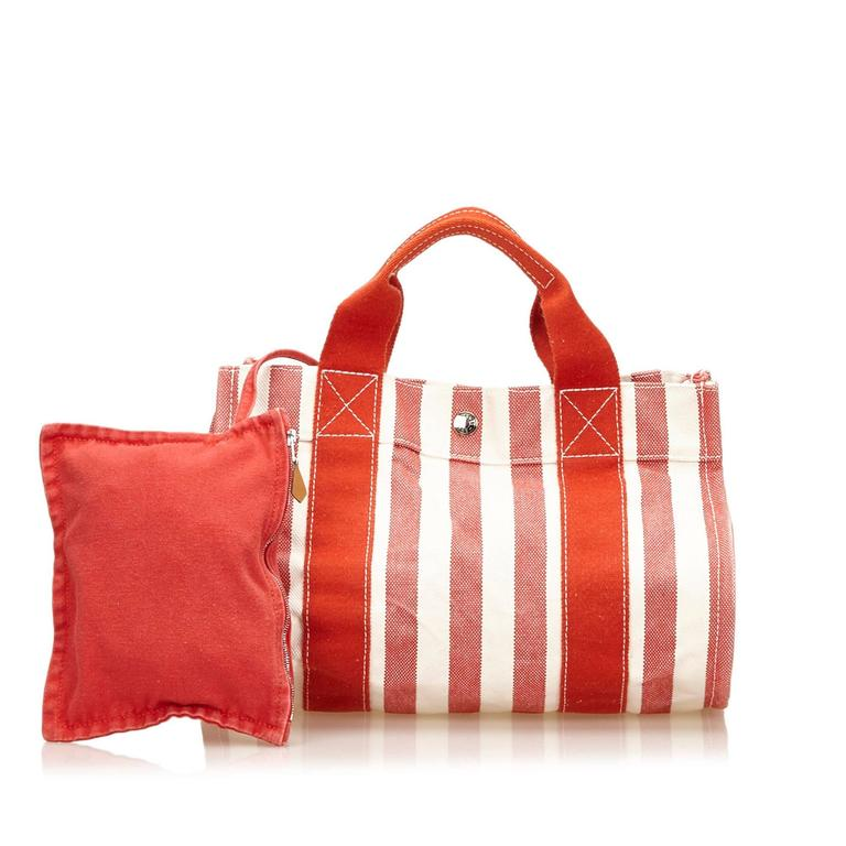 Hermes Red Cannes PM For Sale 3
