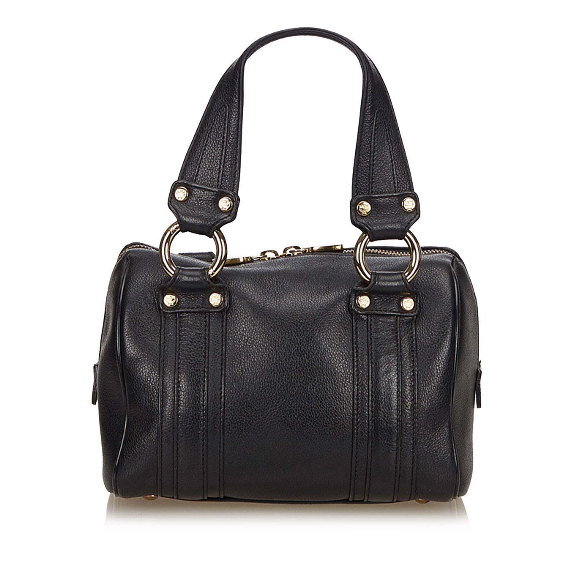 79d1b5b9b7 Black Studded Handbags Leather - Image Of Handbags Imageorp.co