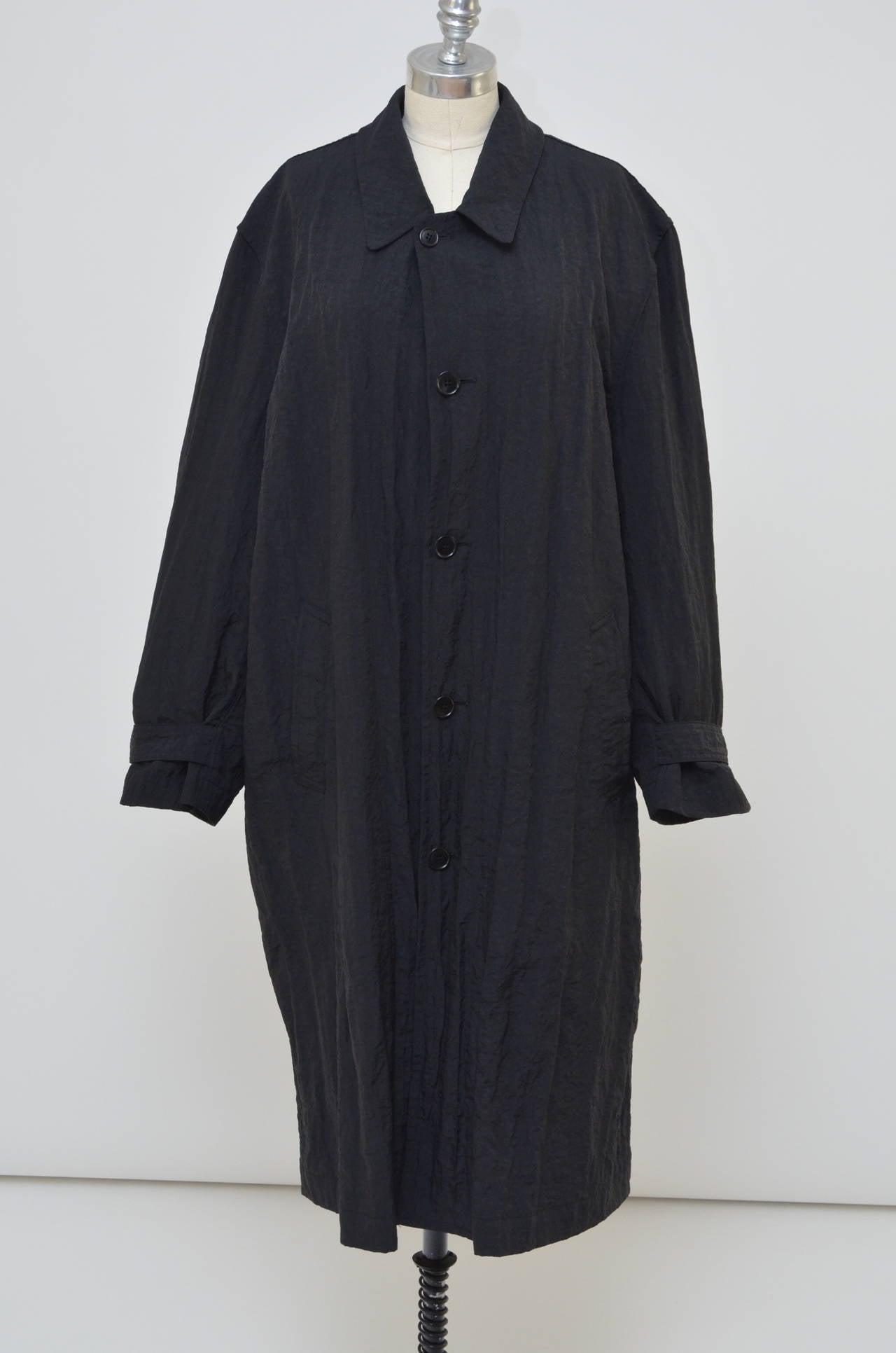 """Comme Des Garcons  """"Stuff"""" Coat Uniform  Automne Hiver 1985/1986 2"""